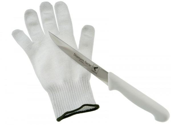 Schnittschutzhandschuh / Größe M