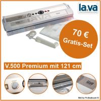 La.Va LaVa V500 XXL - 3-fach Schweißnaht / 121 cm Breite / Vollautomat - 70 € Grati...