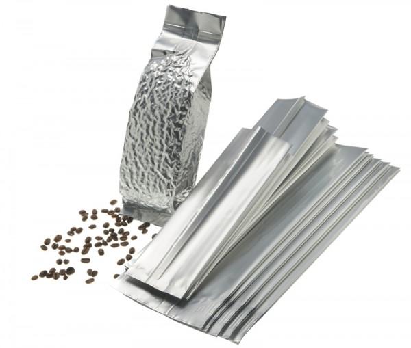 K-VAC Vakuumbeutel metallisiert - für Kaffee, Tee & lichtempfindliches