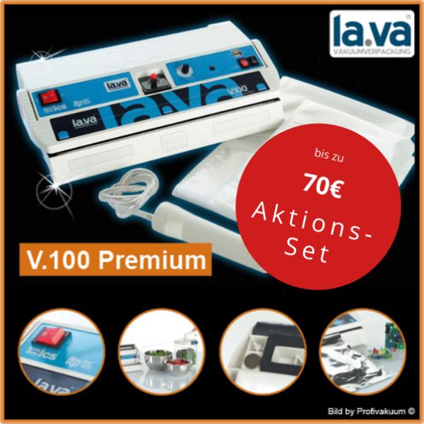 LaVa V.100 Premium - Vakuumier mit bis zu 70 € Gratis