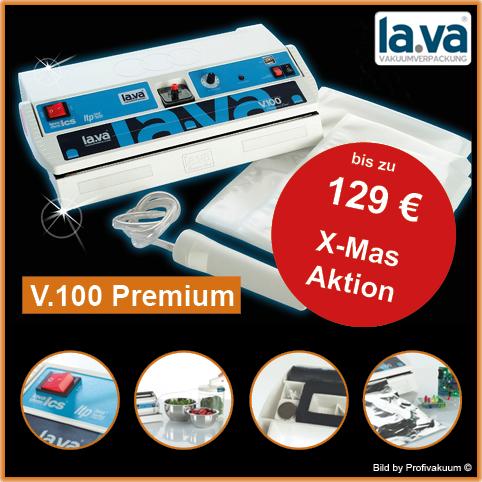 LaVa V100 Premium Vakuumierer mit 129 EUR