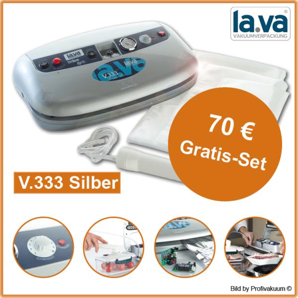 LaVa V333 Silber Vakuumiergerät