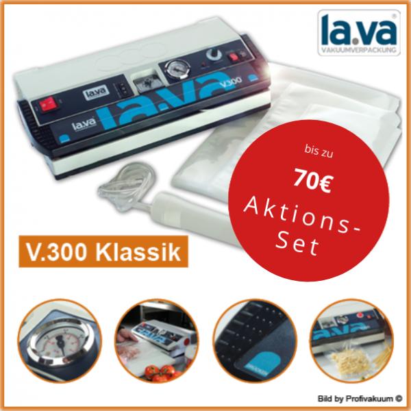LaVa V300 Vakuumierer - Vollautomatik