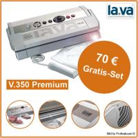 La.Va LaVa V350 Premium Vakuumierer - 3 Schweißnähte & 36 cm Schweißbreite / 70 € G...