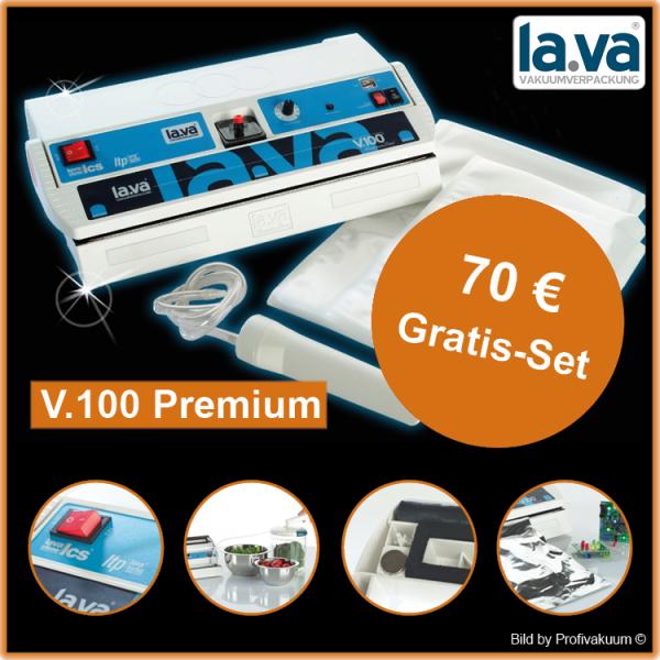 LaVa V100 Premium Vakuumierer mit 70 EUR