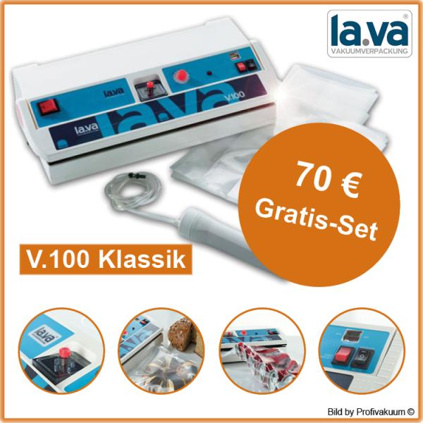 Vakuumierer V100 von LaVa