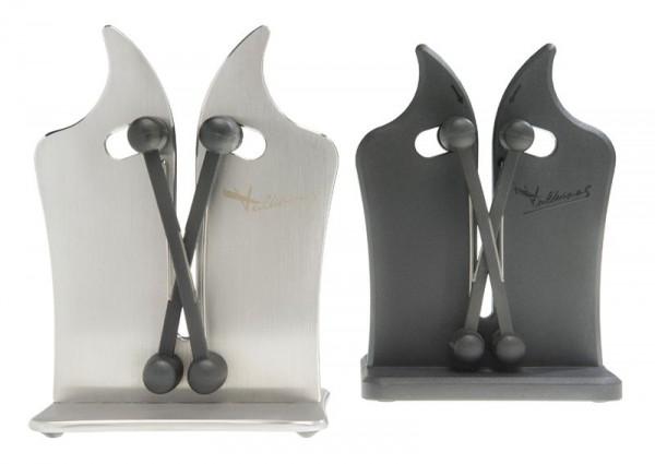 V-Messerschärfer / Edelstahl (silber)