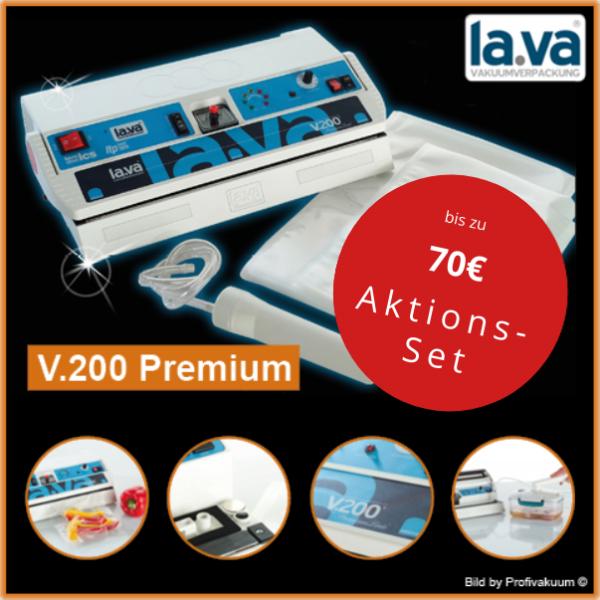 LaVa V200 Premium Vakuumierer